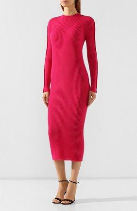 Шерстяное платье | Фото №3
