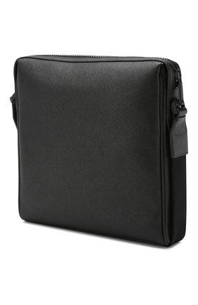 Мужская сумка skill BALLY черного цвета, арт. SKILL.0F/00 | Фото 3