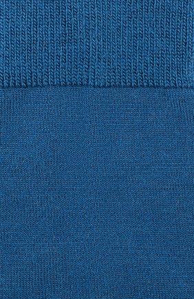 Детские шерстяные носки NORVEG синего цвета, арт. 9WURU-048 | Фото 2