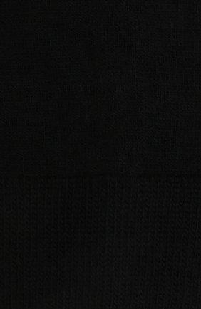 Детские шерстяные носки NORVEG черного цвета, арт. 9WURU-002 | Фото 2