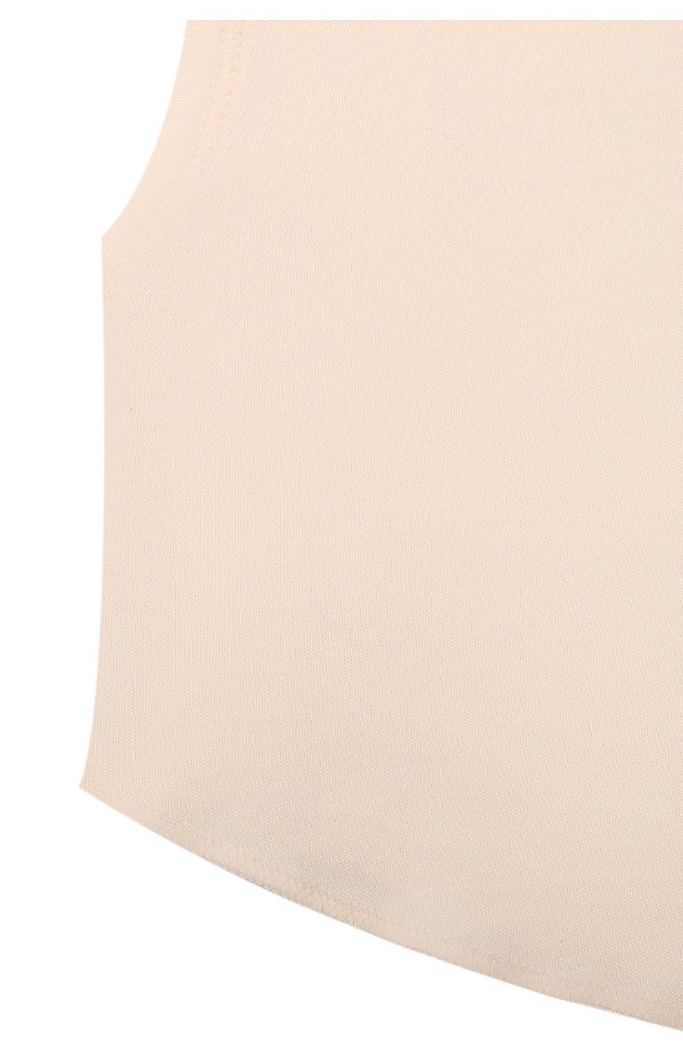 Детского подшлемник NORVEG кремвого цвета, арт. 12WURU-011 | Фото 2 (Статус проверки: Проверена категория)