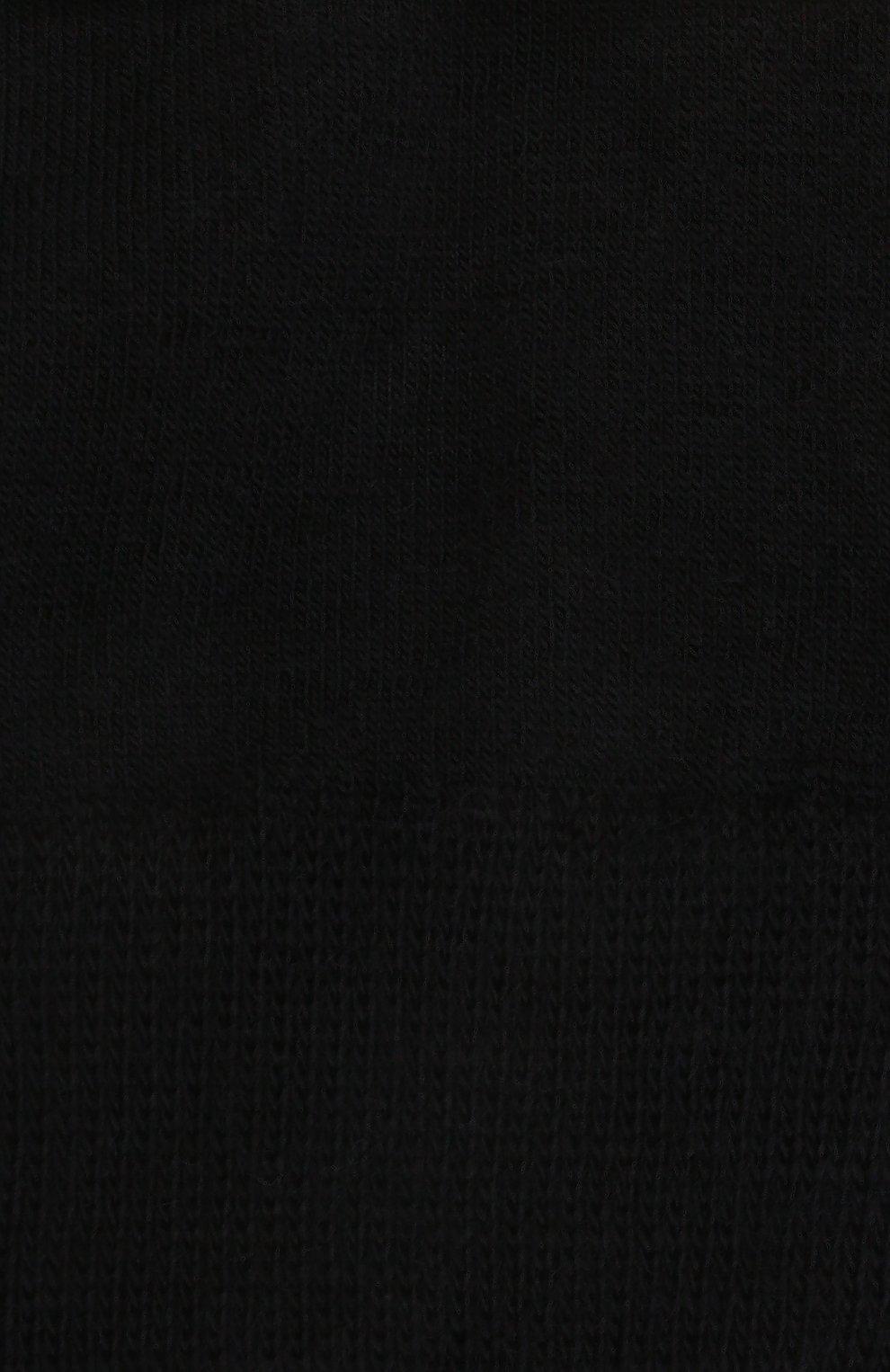 Детские шерстяные носки NORVEG черного цвета, арт. 9SMURU-002 | Фото 2