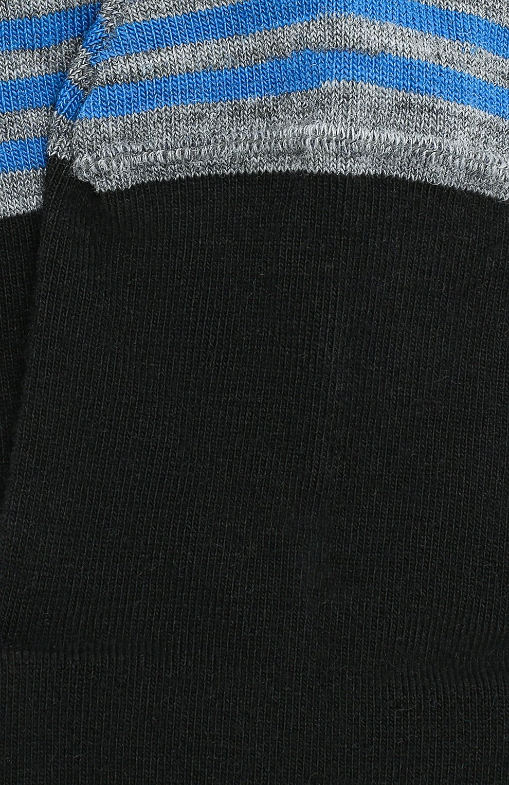 Детские шерстяные носки NORVEG голубого цвета, арт. 9SSURU-221   Фото 2