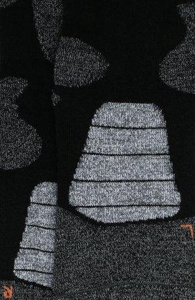 Детские колготки NORVEG черного цвета, арт. 11CCRU-021 | Фото 2