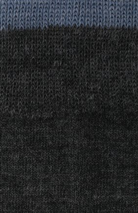 Детские шерстяные носки NORVEG темно-серого цвета, арт. 9THURU-041 | Фото 2