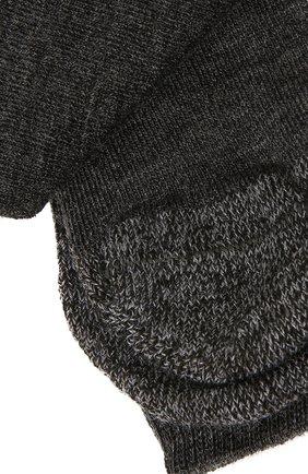 Детские шерстяные носки NORVEG темно-серого цвета, арт. 9MURU-041 | Фото 2