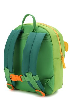 Детская рюкзак дракон SIGIKID зеленого цвета, арт. 24216 | Фото 2