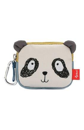 Детская сумка панда SIGIKID разноцветного цвета, арт. 24971 | Фото 1