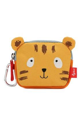 Детская сумка тигр SIGIKID разноцветного цвета, арт. 24975 | Фото 1