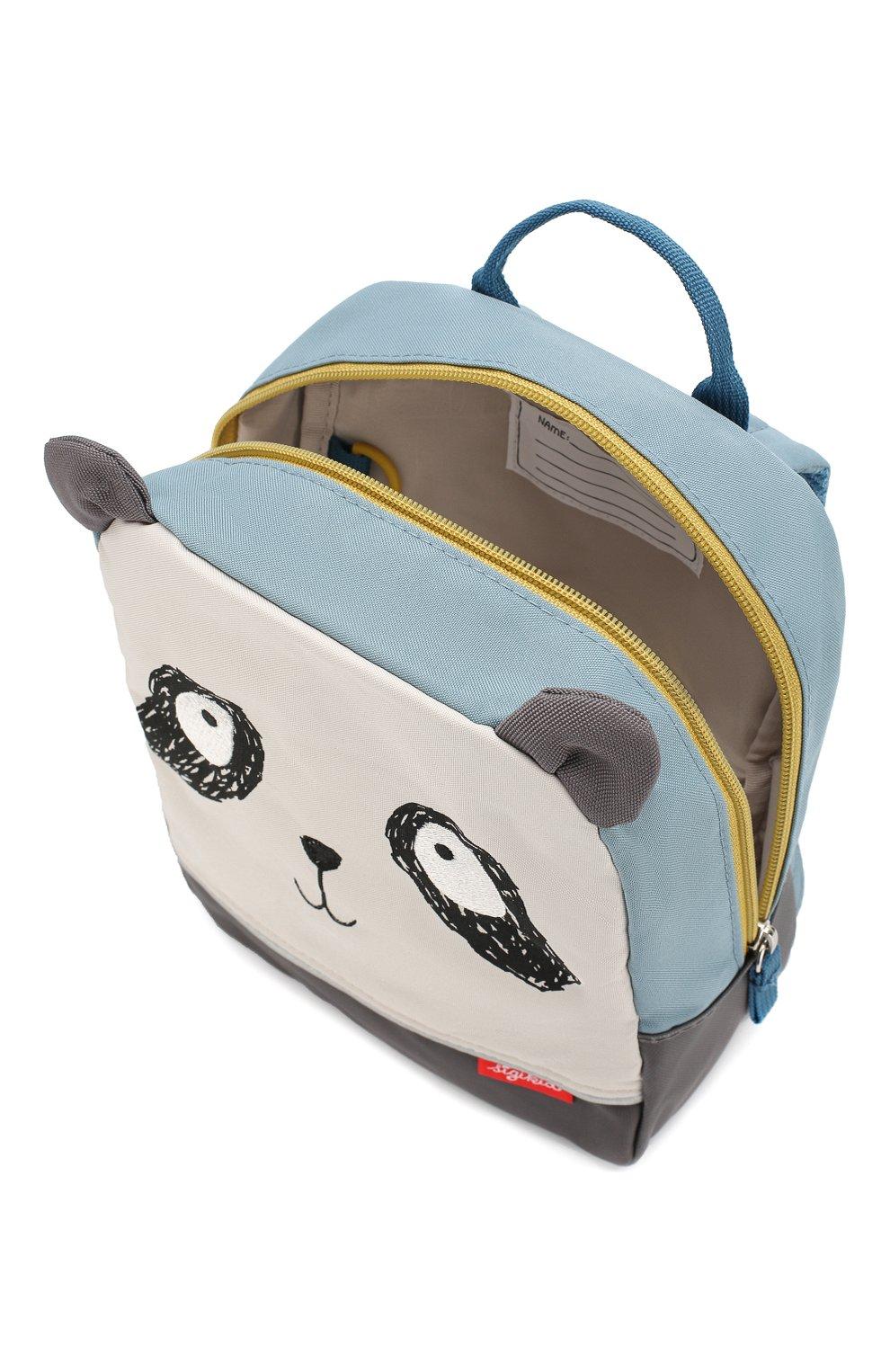 Детская рюкзак панда SIGIKID разноцветного цвета, арт. 24970 | Фото 3
