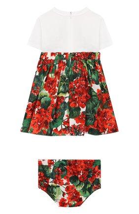 Комплект из платья и шорт   Фото №2