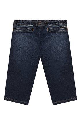 Детские джинсы DOLCE & GABBANA синего цвета, арт. L13P02/LD856 | Фото 2