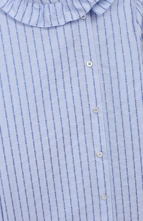 Хлопковая блузка | Фото №3