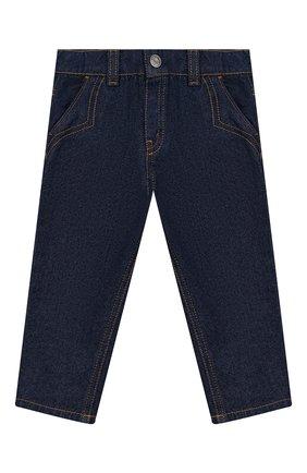 Детские джинсы GUCCI синего цвета, арт. 566095/XDAN2 | Фото 1