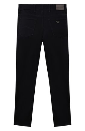 Детские джинсы EMPORIO ARMANI темно-синего цвета, арт. 8N4J06/4NGGZ | Фото 2