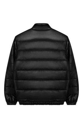 Кожаная куртка | Фото №2