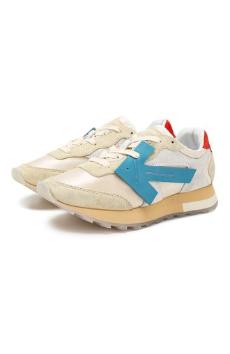 Комбинированные кроссовки Runner