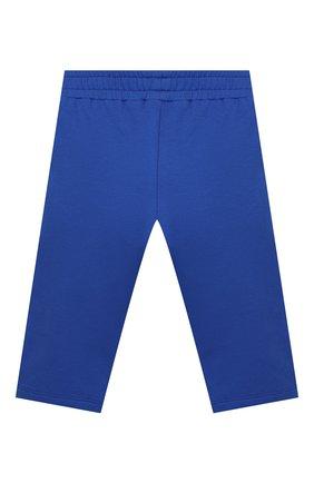 Детский комплект из кардигана и брюк MONCLER ENFANT синего цвета, арт. E2-951-88140-00-80996   Фото 5