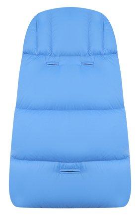 Детский конверт MONCLER ENFANT голубого цвета, арт. E2-951-00828-05-53079 | Фото 2