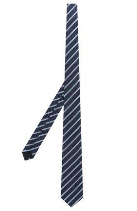 Детский шелковый галстук DAL LAGO темно-синего цвета, арт. N300/8733/II | Фото 2