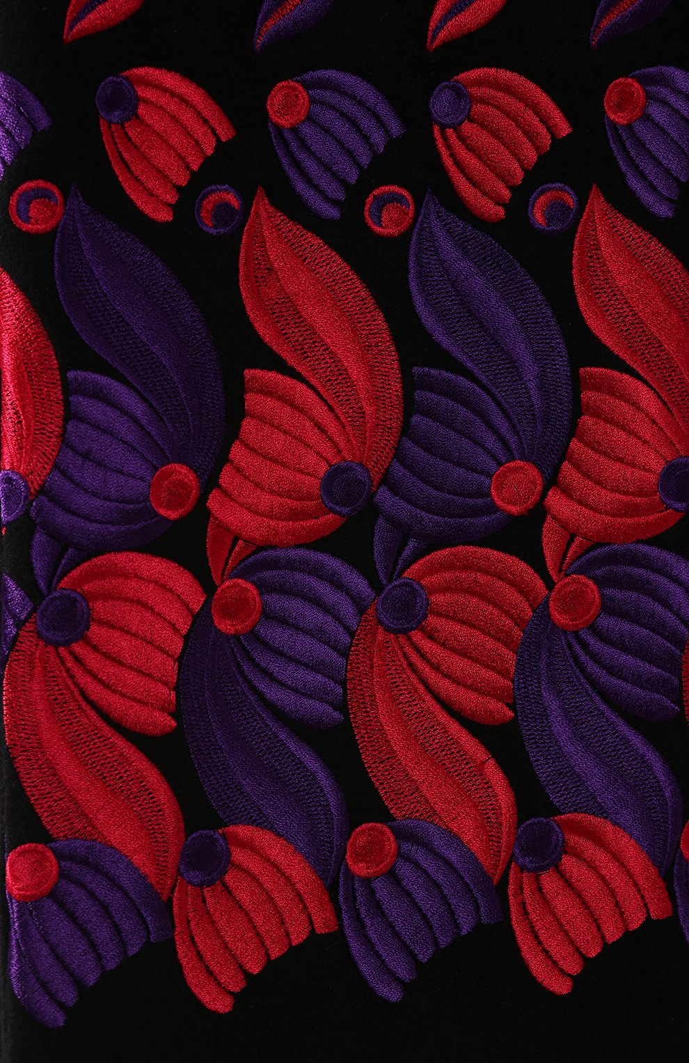 Женское шерстяное пальто DRIES VAN NOTEN черного цвета, арт. 192-30276-8211 | Фото 5