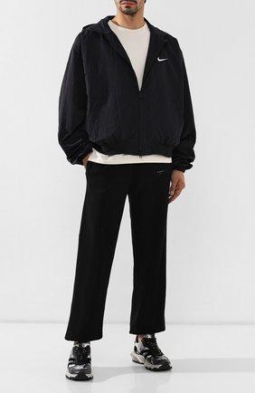 Мужская куртка nike x fear of god NIKELAB черного цвета, арт. BV4408-010 | Фото 2