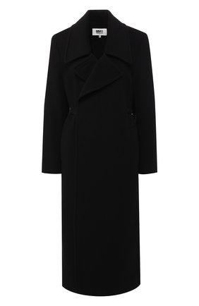 Шерстяное пальто | Фото №1