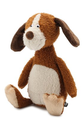 Детского игрушка большая собака SIGIKID коричневого цвета, арт. 38722 | Фото 2