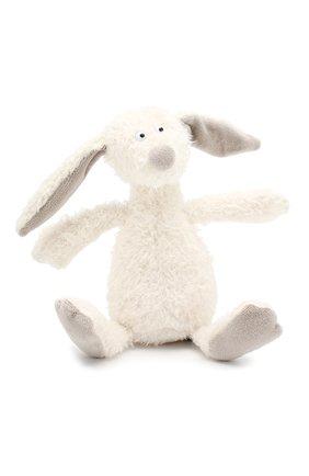 Детского игрушка маленький зайка SIGIKID белого цвета, арт. 38524   Фото 1
