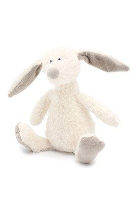 Детского игрушка маленький зайка SIGIKID белого цвета, арт. 38524   Фото 2