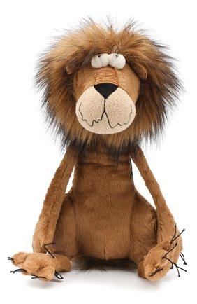 Детского игрушка лев SIGIKID коричневого цвета, арт. 38056 | Фото 1