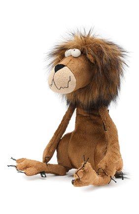Детского игрушка лев SIGIKID коричневого цвета, арт. 38056 | Фото 2
