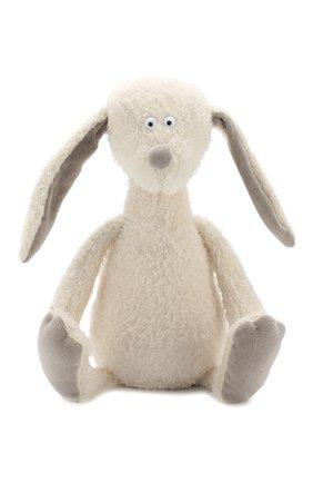 Детского игрушка большой заяц SIGIKID белого цвета, арт. 38523 | Фото 1 (Статус проверки: Проверена категория)