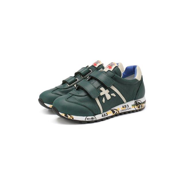 Кожаные кроссовки Premiata will be — Кожаные кроссовки