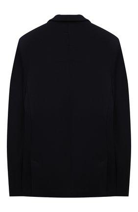 Детский шерстяной пиджак DAL LAGO темно-синего цвета, арт. N068S/7715/13-16 | Фото 2