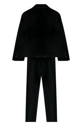 Детский костюм из пиджака и брюк DAL LAGO темно-синего цвета, арт. N062/7712/13-16 | Фото 2