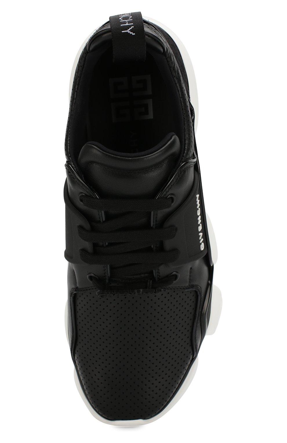 Кожаные кроссовки Jaw   Фото №5