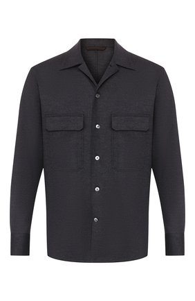 Шерстяная рубашка | Фото №1