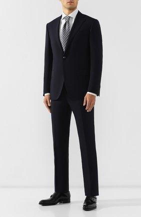 Мужской шерстяной костюм CORNELIANI синего цвета, арт. 847268-9818414/92 Q1 | Фото 1