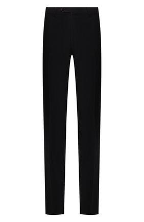 Мужской шерстяные брюки CORNELIANI темно-синего цвета, арт. 845263-9818150/02 | Фото 1