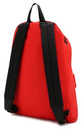 Мужской текстильный рюкзак wheel BALENCIAGA красного цвета, арт. 507460/HPG1X | Фото 3