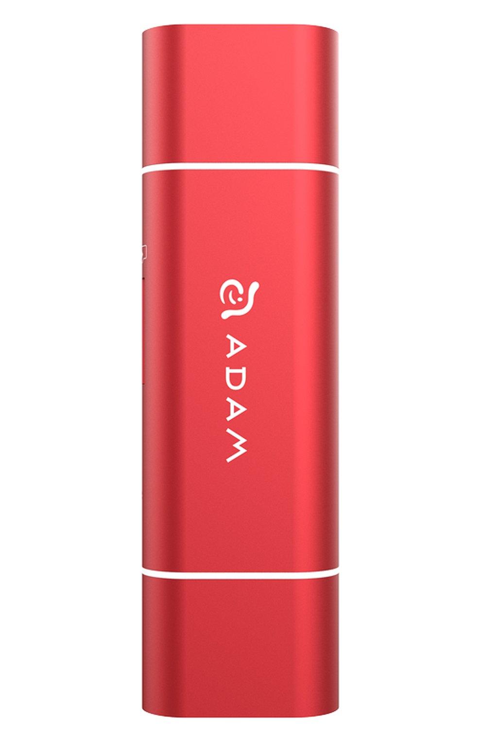Мужской кард-ридер мультипортовый type-c ADAM ELEMENTS красного цвета, арт. ACRAD0GC05RD | Фото 1