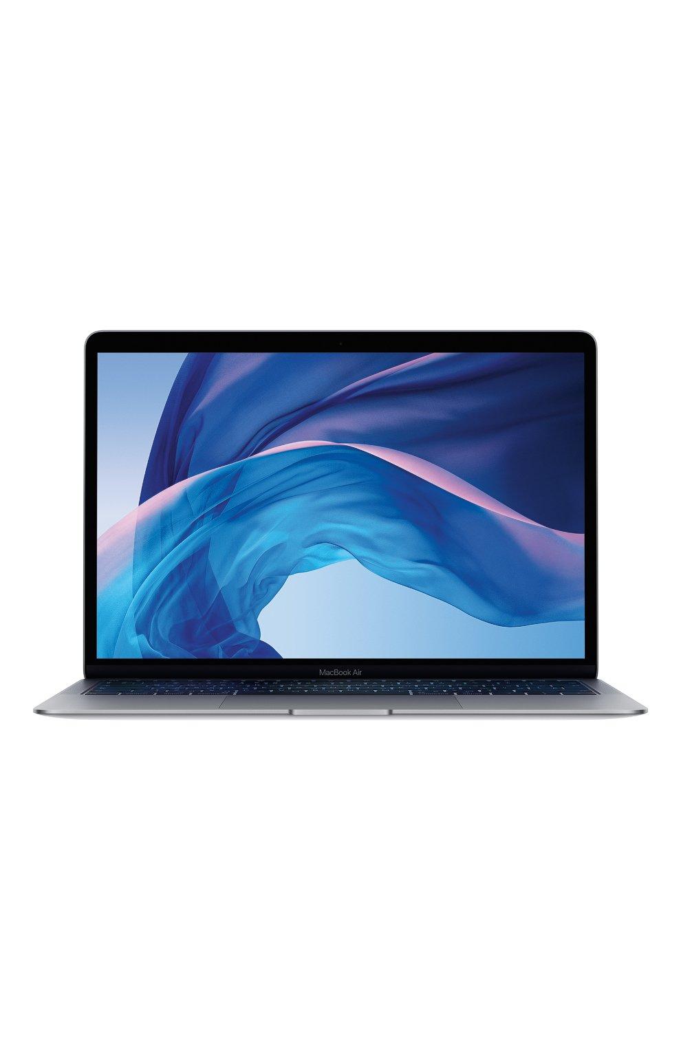 "Мужской macbook air 13"" dual-core i5 1.6ghz 8gb 256gb space gray APPLE  space gray цвета, арт. MVFJ2RU/A | Фото 1"
