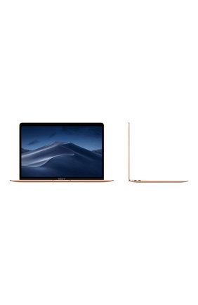"Мужской macbook air 13"" dual-core i5 1.6ghz 8gb 256gb gold APPLE  gold цвета, арт. MVFN2RU/A 