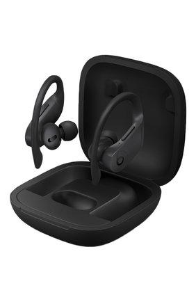 Мужские беспроводные наушники powerbeats pro totally wireless BEATS черного цвета, арт. MV6Y2EE/A   Фото 4