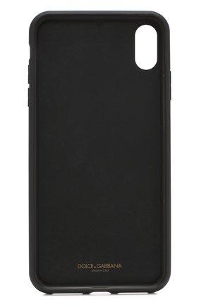 Мужской чехол для iphone xs max DOLCE & GABBANA желтого цвета, арт. BI2515/AA591 | Фото 2
