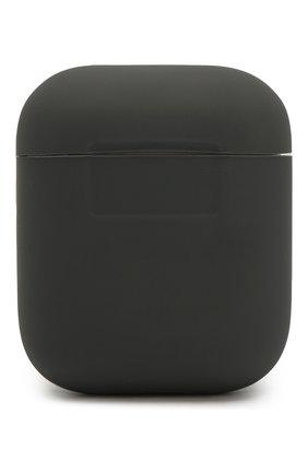 Чехол для airpods ELAGO серого цвета, арт. EAPSC-DGY   Фото 1 (Статус проверки: Проверена категория)