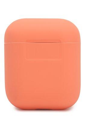 Чехол для airpods ELAGO оранжевого цвета, арт. EAPSC-PE   Фото 1 (Статус проверки: Проверена категория)