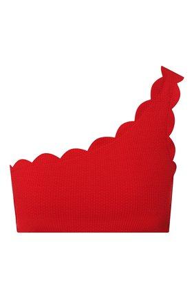 Женский бра-бандо MARYSIA красного цвета, арт. ST068/EXCLUSIVE | Фото 1