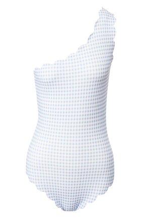 Женский слитный купальник MARYSIA голубого цвета, арт. S0033/EXCLUSIVE | Фото 1